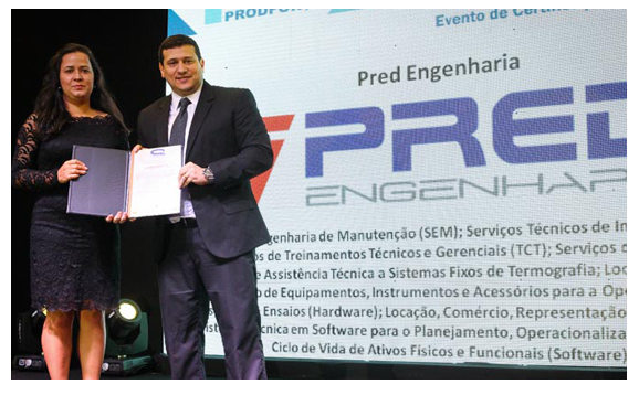 Pred Engenharia achieves OHSAS 18001 certification