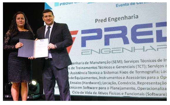 Pred Engenharia recebe certificação OHSAS 18001