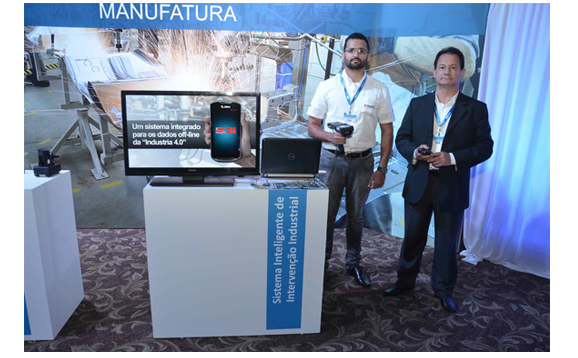 S3i is the exclusive solution for the Manufacturing area at the Zebra Technologies Regional Partner Summit