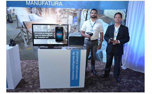 S3i é a solução exclusiva para área de Manufatura no Regional Partner Summit da Zebra Technologies